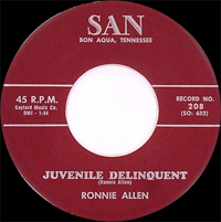 Blog de elpresse : ELVIS ET LE ROCKABILLY, ronnie allen ephemere