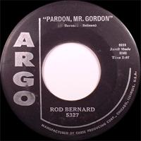 Rod Bernard New Orleans Jail Fais Do Do