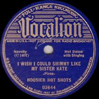 Hoosier Hot Shots I'll Soon Be Rolling Home - Jingle Bells