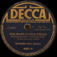 Hoosier Hot Shots Down In The Valley - Meet Me By The Ice House Lizzie