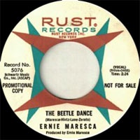 Ernie Maresca Shout Shout Crying Like A Baby Over You