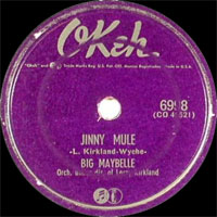 Big Maybelle Eleanor Rigby Heaven Will Welcome You Dr King