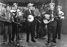 Flatt and Scruggs were ranked No. 24 on CMT's 40 Greatest Men of