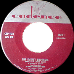 Cadence Records - New York - New York - USA
